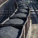 Вагон каменного угля